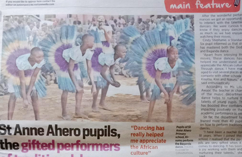 Gifted Performers, iGLOW beneficiaries