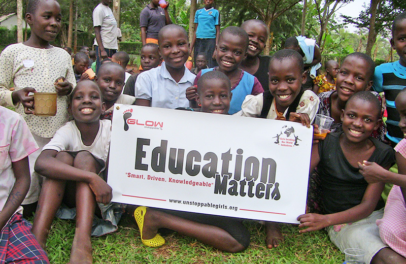 IGLOW featured by Global Fund for Children.